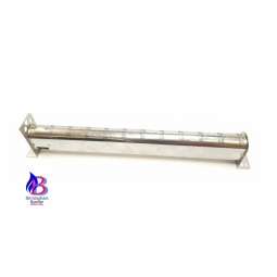 390mm Overall Length SS Straight Gas Burner