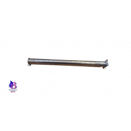 496mm Overall Length SS Straight Gas Burner