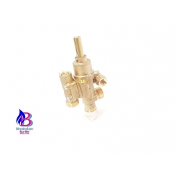 PEL 22S Gas Valve Horizontal Feed