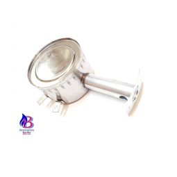Stainless Steel Round Pot Burner