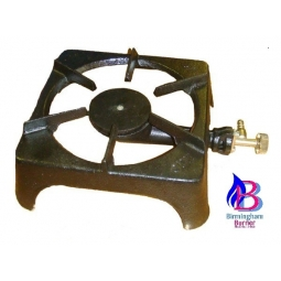3 1/2inch Ring Burner in Stand LPG